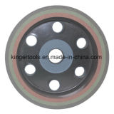 Three - Band Resin Wheel - Processing Glass