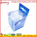 Copertura superiore della bolla di imballaggio di plastica che imballa la scatola di plastica per elettronica