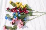 Fiori falsi di seta dei fiori artificiali per la decorazione domestica di cerimonia nuziale