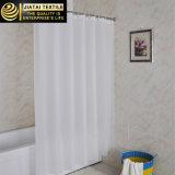 A melhor cortina de chuveiro branca barata da tela da cortina de chuveiro para o banheiro