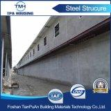 Entrepôt préfabriqué de structure de bâti en acier de 2 étages