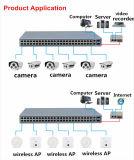 48CH Poe Netzschalter mit 2 Kanälen Uplinks kombiniertes (POE4822SFP-2)