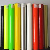 Гибкий трубопровод PU высокого качества мягко померанцовый липкий для тканиь