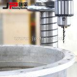 Pneumatic Clamp Machine d'équilibrage dynamique verticale pour lame de ventilateur
