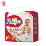 Van de Katoenen van het nieuwe Product de Zachte Luiers Pasgeboren Baby van Turkije