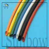 Il nero di manicotto dell'involucro dello Shrink di calore della poliolefina del nero di 2:1 di Sunbow 40mm