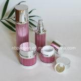 Frasco de creme acrílico cor-de-rosa novo da loção do frasco para os cosméticos (PPC-NEW-104)