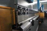 Hydraulische Blech-verbiegende Maschinen-Platten-Presse-Bremse