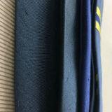 Legami scarni di abitudine del commercio all'ingrosso di miscela tessuti tela di seta per gli uomini
