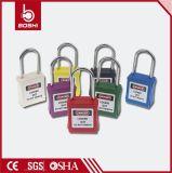 4mmの手錠の直径のステンレス鋼の薄い手錠の安全パッドロック(BD-G71)