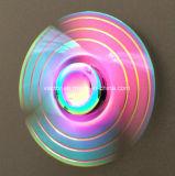 Fileur coloré de main/fileur de personne remuante de /Rainbow de jouet de rotation de personne remuante de fileur/main de personne remuante