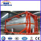 ISO Csc 화학 부식성 유독한 액체 출하 탱크 콘테이너