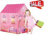 Qualitäts-Kind-Zelt-faltendes Schauspielhaus-Zelt-Mädchen-Haus Ca-Kt8726