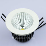 Fuego 12W clasificado Dimmable LED Downlight del Ce SAA TUV