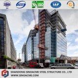 Schwerer Stahlkonstruktion-Rahmen für Handelswolkenkratzer