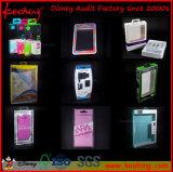 De Producten die van de elektronika het Vakje van de Kaart van het Document inpakken