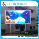 Alta luminosidade Publicidade ao ar livre Full Color P8 LED Display