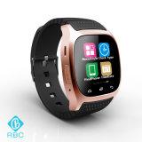 Оптовое водоустойчивое дешевое франтовское Watches Телефон самый лучший GPS Smartwatch Bluetooth