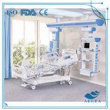 AGBr002c電気ICUのベッド