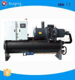 60ton 80HP Siemens PLC-Steuerwassergekühlter Schrauben-Kühler