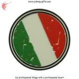 Etiqueta de PVC de design 3D para vestuário (YH-L008)