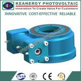 El motor del engranaje de ISO9001/CE/SGS se aplicó en sistema de seguimiento solar