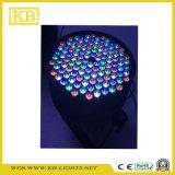 Alto brillo 120 * 1W / 3W RGBW LED de la etapa Luz PAR