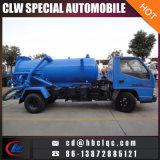 Jmc 3m3 4m3 Abwasserkanal-Tanker-LKW-Vakuum-LKW