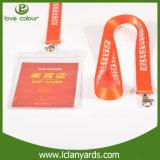 Lanière perlée de téléphone cellulaire de détenteur de carte d'identification d'affaires en Chine
