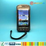 Lettore tenuto in mano ricaricabile di frequenza ultraelevata RFID di WiFi/GPS/Bluetooth GPS