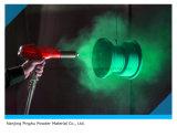 Pintura verde oscuro del polvo para la cabina de distribución de potencia