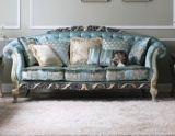 [ديفني] كلاسيكيّة [سليد ووود] أريكة, بناء أريكة