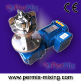 Mélangeur magnétique monté par bas, agitateur de mélangeur de réservoir, mélangeur inférieur de cisaillement, pour la biotechnologie et la fermentation