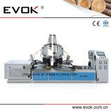 Cnc-automatische hölzerne Rahmen-Hochfrequenzverbindung und nageln Maschine Tc-868b
