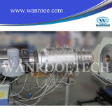 Plastikrohr-Maschine, die Extruder herstellt