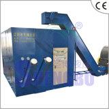 Automatischer horizontaler Schrott-Aluminiumchip-Block, der Maschine herstellt