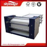 Máquina rotatoria vendedora caliente del traspaso térmico del estilo los 600mm*1.7m de la tendencia para la impresión de materia textil del rodillo