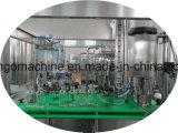 De Fles van het glas met het Vullen van de Drank van het Sap van het Aluminium GLB Machine