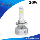 O farol o mais novo do diodo emissor de luz do carro das 9007 Philips Offroad