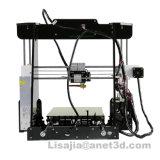 2017 Anet 가장 새로운 A6 3D 인쇄 기계 DIY 10m 필라멘트 16GB 카드를 가진 큰 인쇄 크기 정밀도 Reprap Prusa I3 DIY 3D 인쇄 기계 장비