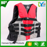 Прочная тельняшка спасательного жилета Workwear 4-Buckle (HW-LJ042)