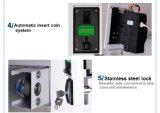 Вода эксплуатируемая монеткой выпивая торговый автомат воды RO (ZL)