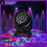 19X15W DMX faisceau Sharpy LED Moving Head Light Bee Eye
