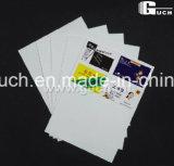Folha do cartão do PVC do preço de fábrica para a fatura do cartão