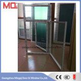 Marco Resistencia UV PVC ventanas de vidrio para uso de Mar
