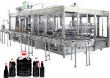 Terminar la máquina de etiquetado embotelladoa inferior de la máquina de rellenar del agua mineral de la inversión