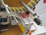 Máquina de etiquetado plana semi auto del precio bajo