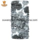 Bandana elástico impreso del tubo de la impresión de encargo caliente de la venta del traspaso térmico para el uso al aire libre