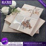 Telha cerâmica da parede do projeto de Foshan 300*450 Digitas