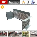 Части металла изготовления пробивая машины металлического листа ISO OEM изготовленный на заказ